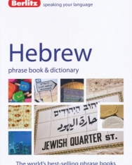 Berlitz Hebrew Phrase Book & Dictionary