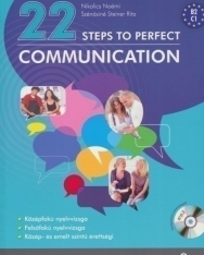 22 Steps to Perfect Communication Mp3 CD melléklettel