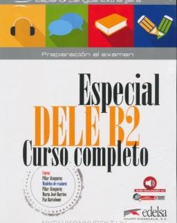 Especial DELE B2 Curso completo Libro del Alumno + Audio descargable