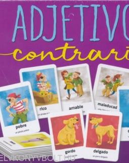 Adjetivos y contrarios - Jugamos en espanol (Társasjáték)