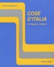 Cose d'Italia tra lingua e cultura