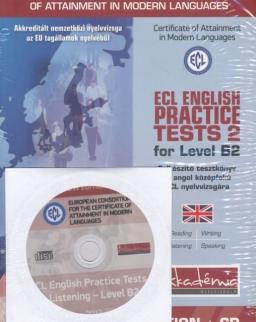 Ecl English Practice Test 2 level B2 + Audio CD