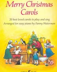 Merry Christmas Carols - easy piano