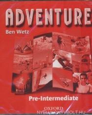 Adventures Pre-Intermediate Class Audio CD