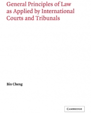 General Principles of Law as Applied by International Courts and