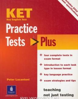 KET Practice Tests Plus Student's Book