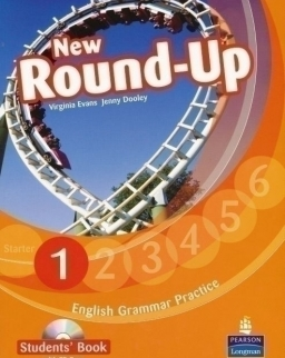 New Round-Up 1 Students' Book with CD-ROM