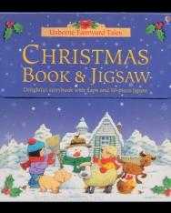 Farmyard Tales Christmas Book and Jigsaw