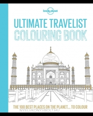 Ultimate Travelist Colouring Book (Lonely Planet)