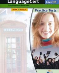 Succeed in LanguageCert - CEFR C1 - Practice Tests  - Teacher's Book