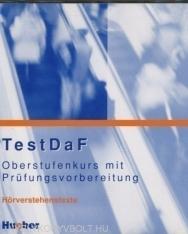 TestDaF Oberstufenkurs mit Prüfungsvorbereitung CD