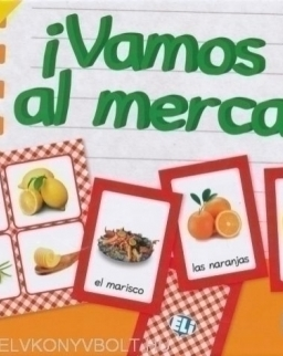 !Vamos al mercado! - Jugamos en espanol (Társasjáték)