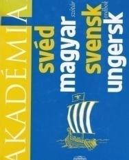 Akadémiai svéd-magyar szótár (Svensk-ungersk ordbok)