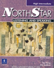NorthStar Listening and Speaking High Intermediate Student's Book with Audio CD