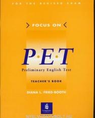 Focus on PET Teacher's Book