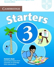 Cambridge Young Learners English Tests Starters 3 Student's Book