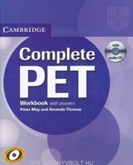 Complete PET Workbook with Key with Audio CD