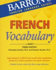 Barron's French Vocabulary Third Edition