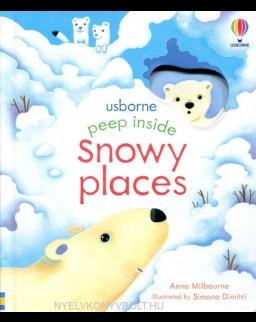 Anna Milbourne: Peep Inside Snowy Places