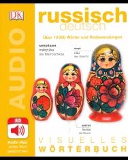 Visuelles Wörterbuch Russisch - Deutsch - Mit Audio-App - Jedes Wort gesprochen
