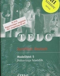 TELC Zertifikat Deutsch Modelltest 5 mit Audio CD