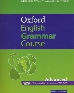 Oxford English Grammar Course Advanced + Pronunciation for grammar CD-ROM with Answers
