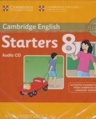 Cambridge English Starters 8 Audio CD