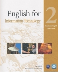English for Information Technology 2 Vocational English Course Book with CD-ROM