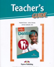 Career Paths - Dentistry Teacher's Guide
