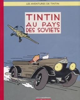 Les aventures de Tintin: Tintin au pays des Soviets (book 5)