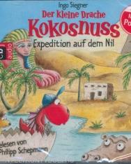 Der kleine Drache Kokosnuss - Expedition auf dem Nil Audio CD