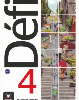 Défi 4 – Livre de l'éleve + CD audio