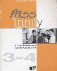 Pass Trinity 3-4 Teacher's Book