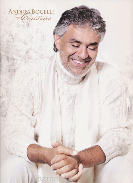 Andrea Bocelli: My Christmas (ének-zongora-gitár)