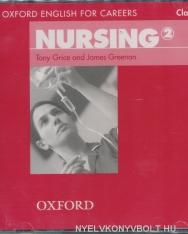 Nursing 2 - Oxford English for Careers Class Audio CD