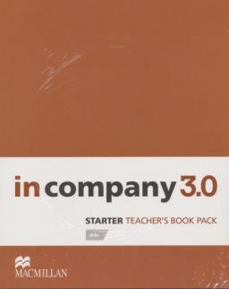 In Comapny 3.0 Starter Level Teacher's Book Pack