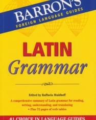 Barron's Latin Grammar