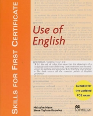 Skills for First Certificate Use of English Student's Book