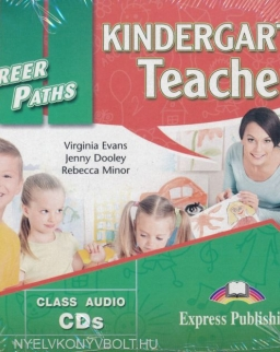 Career Paths - Kindergarten Teacher - Audio CDs (2)