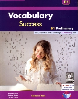 Vocabulary Success B1 Preliminary - Self-Study Edition