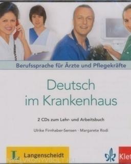 Deutsch im Krankenhaus CD Neu