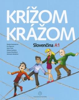 Krížom-krážom Slovenčina A1 + Audio CD (2)