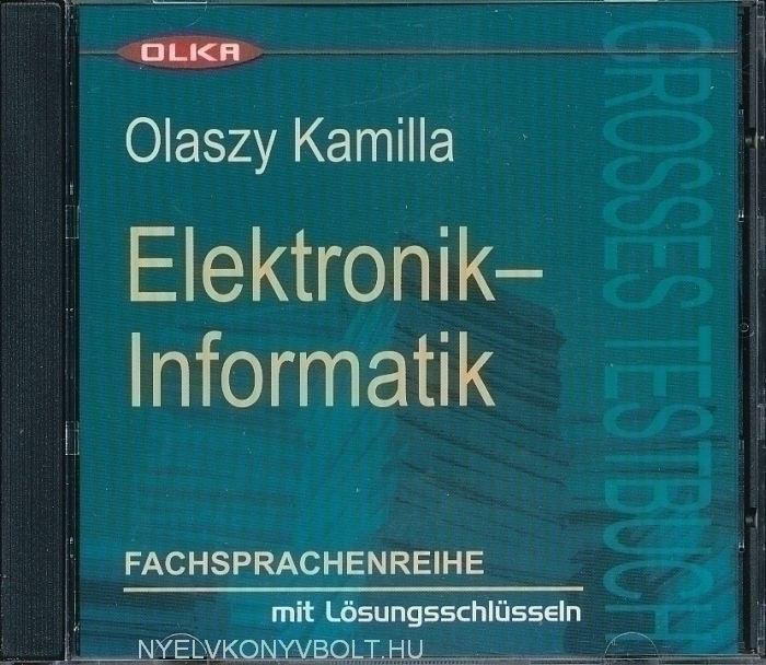 Elektronik- Informatik - Grosses Testbuch Audio CD