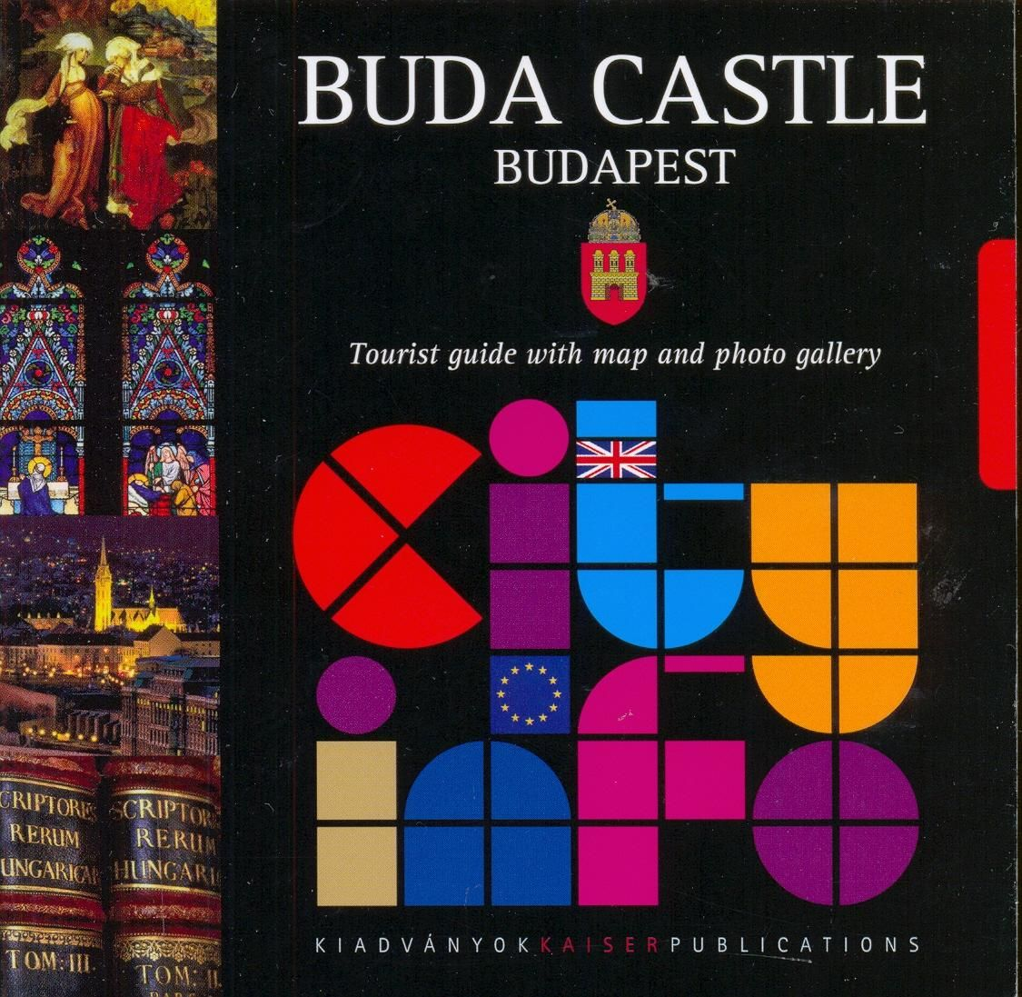 Buda Castle - Tourist Guide with Map and Photo Gallery