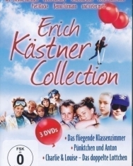 Erich Kästner Collection 3 DVDs