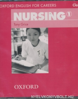 Nursing 1 - Oxford English for Careers Class Audio CD