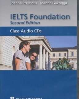 IELTS Foundation Second Edition Class Audio CDs