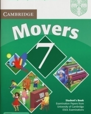 Cambridge Young Learners English Tests Movers 7 Student Book