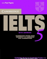 Cambridge IELTS 5 Official Examination Past Papers Student's Book with Answers