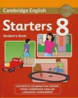 Cambridge English Starters 8 Student's Book